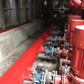 芜湖阜阳智能恒压箱泵一体化给水泵站