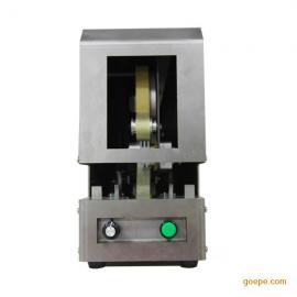 供应专业全自动软板钻孔前贴胶包板机