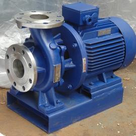 KQW40-160�P式管道循�h水泵