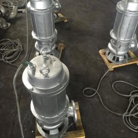 50QWP15-15-1.5不锈钢潜水排污泵