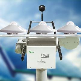 全自动太阳跟踪系统