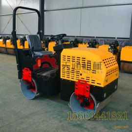 1.5吨座驾式振动压路机全液压传动双轮震动压实机质量保障