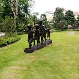 东莞原著房地产雕塑厂家供应恒大地产景观雕塑 楼盘装饰摆件