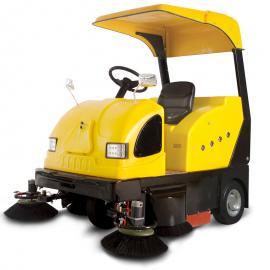 保洁用扫地机 驾驶式扫地车 道路清扫电动车