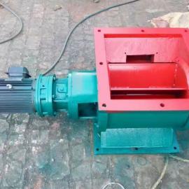 YJD-A/B型星型电动卸料器卸灰阀 加工自动关风机圆口方口下料器