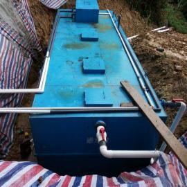 一体化生活污水处理设备无动力装置