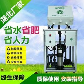 武汉施肥机械厂家 湖北蔬菜温室水肥一体化自动灌溉设备