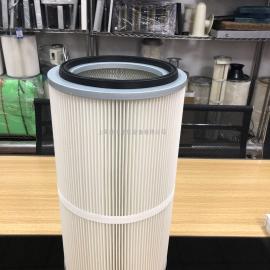 PT型普通滤芯 净化除尘滤筒 粉体除尘滤芯 涂装除尘滤筒