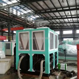 风冷螺杆式冷冻机组