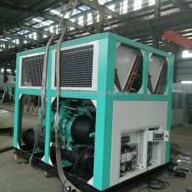 水冷式冷冻机组-低温冷冻设备