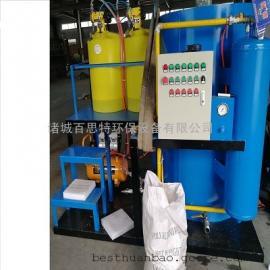 厂家专业生产食品、餐饮含油废水处理设备 小型竖流式溶气气浮机