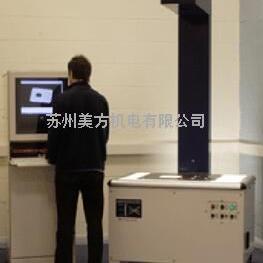 P50.25钣金零件视觉检测系统Planar快速激光扫描仪