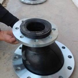 上海源昊正品JDX可曲挠异径橡胶接头高品质低价位