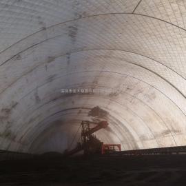 煤仓,煤棚,干煤棚,气膜,充气膜