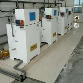二氧化氯发生器在自来水厂中的应用