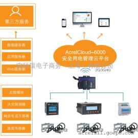 安科瑞Acrelcloud-6000安全用电管理云平台