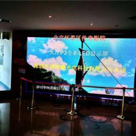 室内大型商场应用LED高清拼接屏生产安装厂家