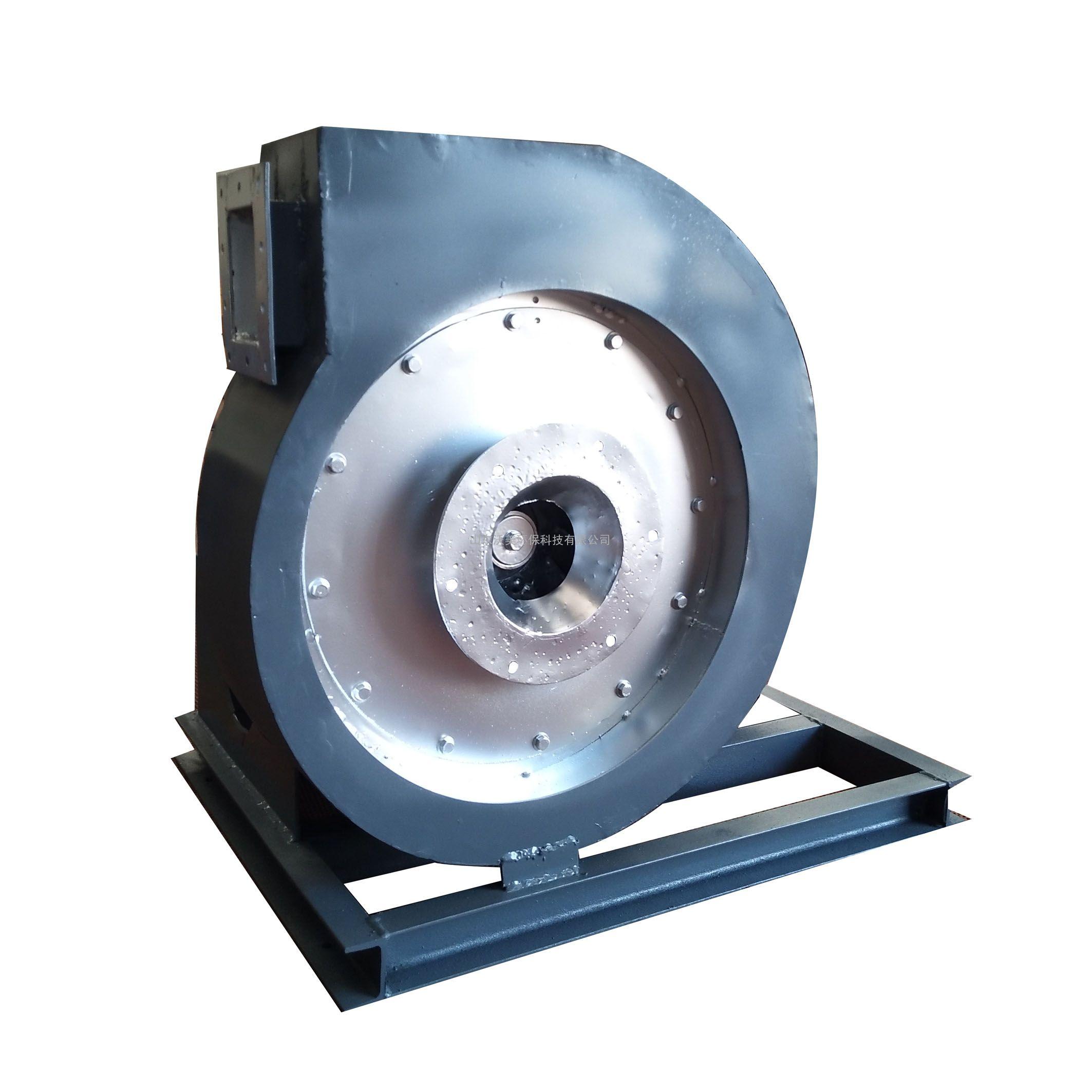 W4-72高温风机|不锈钢风机耐500℃高温|带保温