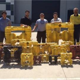 Pumps2000隔膜泵Pumps2000泥浆泵