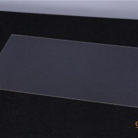 高透PVC硬化板生产厂家 黑色防静电亚克力板销售
