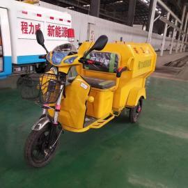 电动三轮垃圾清运车|电动三轮保洁车价格