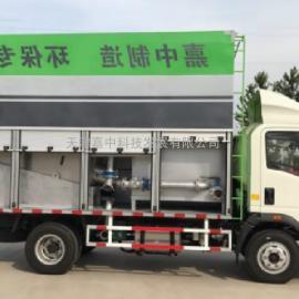 渗滤液处理车-环保必备