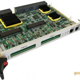 基于多核DSP6678+FPGA Virtex-7+2FMC+DDR3的6U VPX信号处理卡