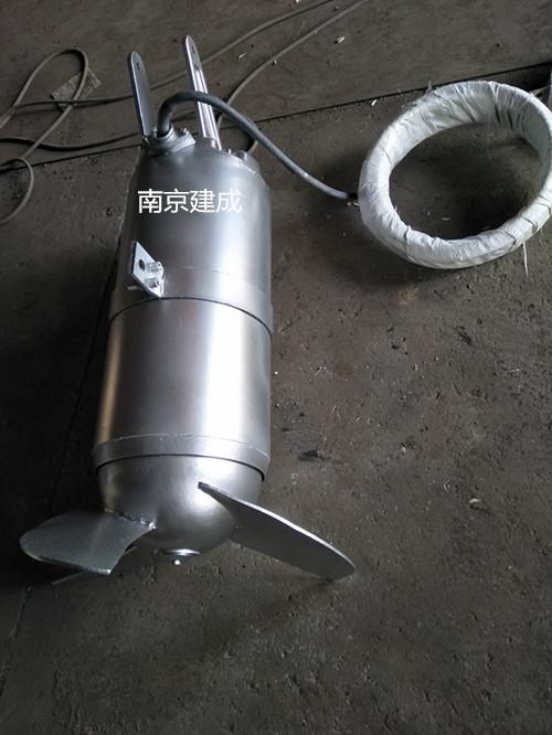 潜水搅拌机 QJB潜水搅拌机 铸件式潜水搅拌机 建成厂家直销