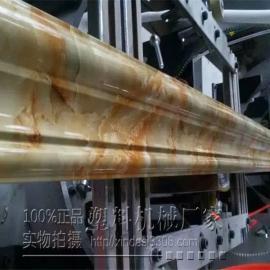 PVC仿木线条生产线设备