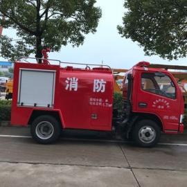 十万以下的小型消防车