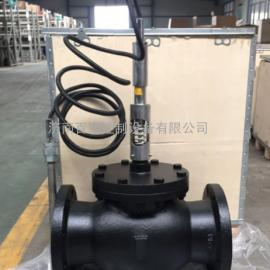 DN80自力式温控阀