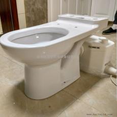 原装进口地下室提升器 马桶提升泵 别墅污水处理装置