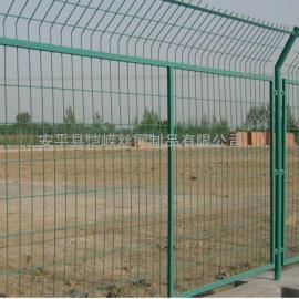 3米宽铁丝框架圈地围栏网价格