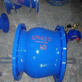 HQ45X-10C �T�球形止回�y DN80