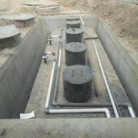 农村生活污水处理设备-100吨生活污水处理设备