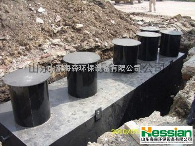 新农村一体化污水处理设备