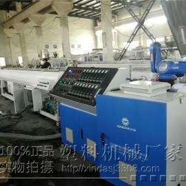 PVC塑料消音管生产线