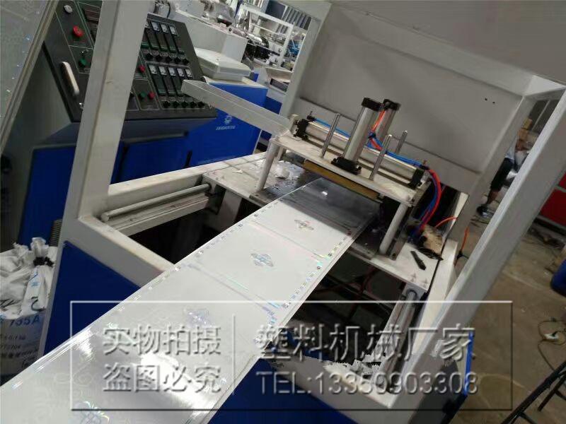 PVC扣板生产线设备