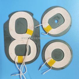 无线发射器/无线充线圈规格定做/A11一圈一圈