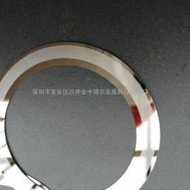 蚀刻加工1024线镜面不锈钢码盘