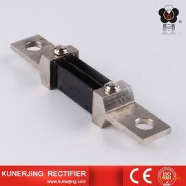 高频电源直流分流器FL-2型0.5级1500A75MV 精度分流器A型电阻器