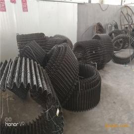养鸡设备料线绞龙,弹簧绞龙,无轴绞龙潍坊宗建机械生产直销