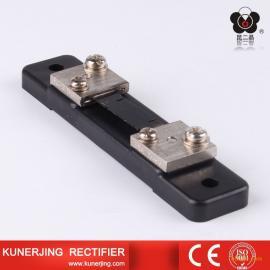 电流表用直流分流器FL-2型0.5级高精度分流器20A75MV A级分流器