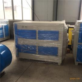 异味净化设备活性炭废气吸附装置工业除臭环保设备