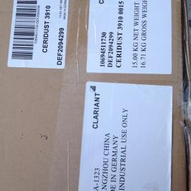 进口一包起售德国科莱恩蜡粉3910