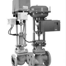 RTK电动两通控制阀 RTK电动三通控制阀 德国RTK电动三通控制阀