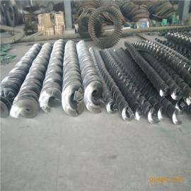 螺旋叶片,搅龙叶片,潍坊宗建机械规格定制加工任意尺寸