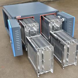 余姚金属切削液高效油雾净化器工作原理