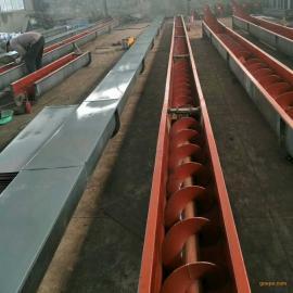 304不锈钢U型螺旋输送机国内领先的高新技术企业权特环保