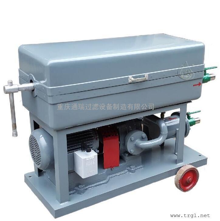 压力式板框滤油,板框式油过滤机